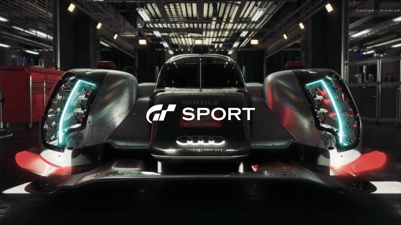 Gran Turismo™SPORT: \