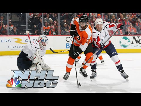 Washington Capitals Vs. Philadelphia Flyers   CONDENSED GAME   11/13/19   NBC Sports
