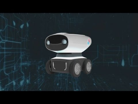 Domino's Is Testing An Actual Pizza Delivery Robot - Newsy