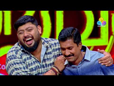 Comedy Utsavam│Flowers│Ep# 151
