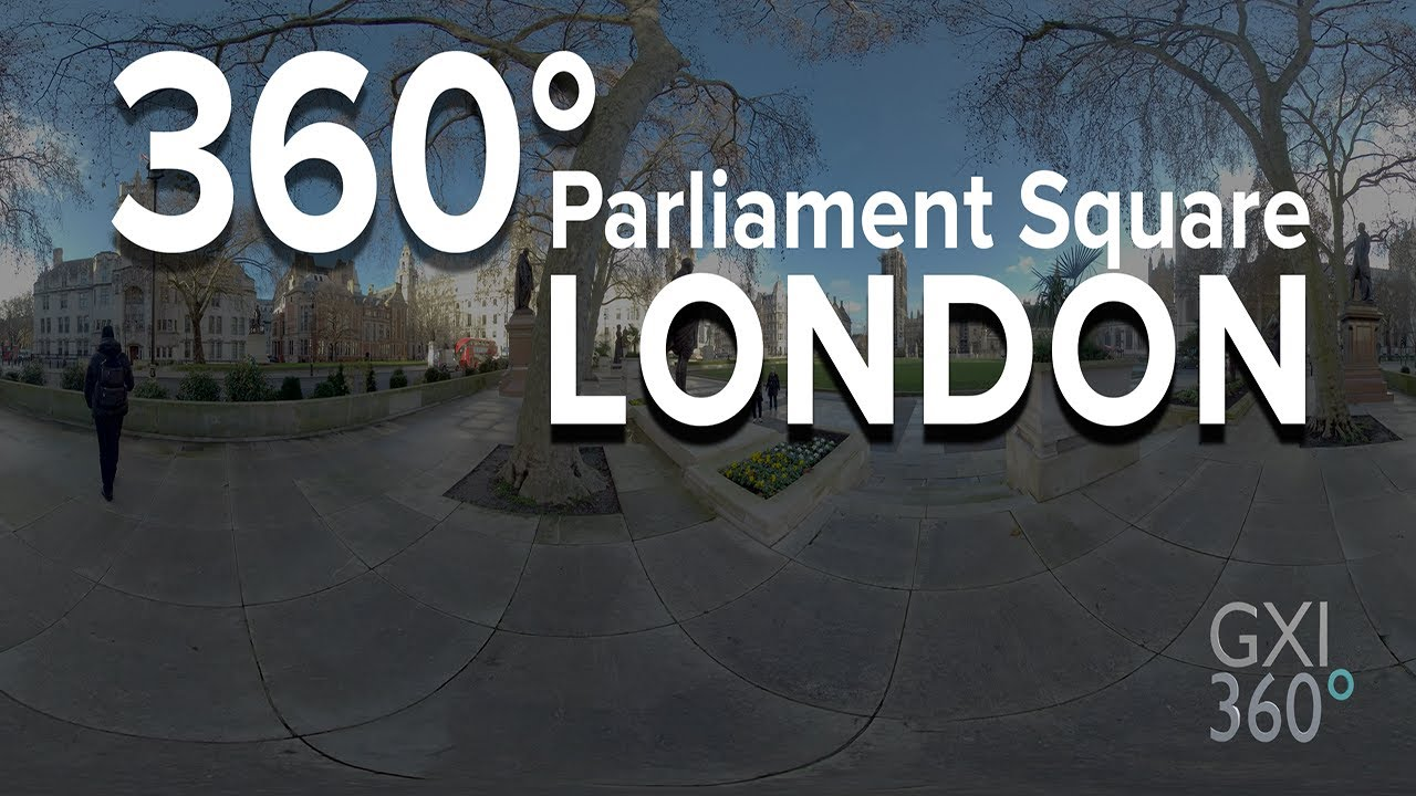 GXI 360°   Hear the Bells at Parliament Square: London 360° Virtual Experience