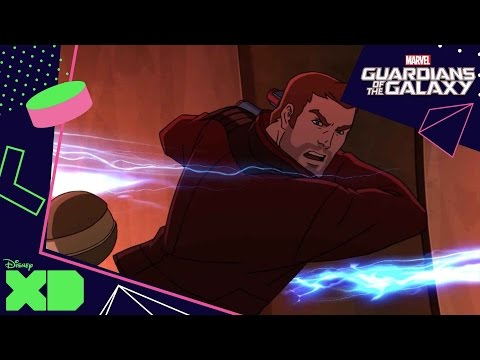 Guardians of the Galaxy | Come and Get Your Love | Official Disney XD UK