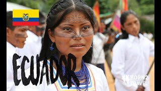 Ecuador | Watch our backpacking trip along the Equator | Just 2 Min | born2travel.it