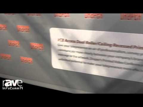 InfoComm 2014: Draper Shows its Video Conferencing Backdrops