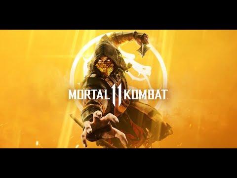 C2E2 Mortal Kombat 11 Reveal Live Stream Event thumbnail