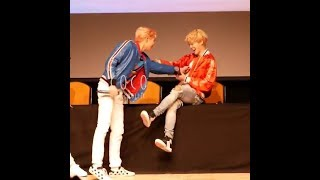 BTS Moment (Hugged By You) - NamMin/MinJoon Part 3 (Namjoon & Jimin)