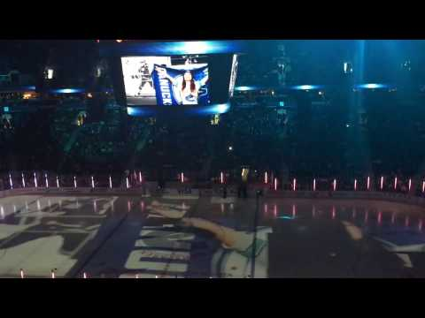 Vancouver Canucks 2017 Pregame Open Intro Video