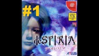 deSPIRIA  - Walkthrough part 1