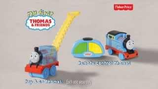 Pop & Go Thomas and Remote Control Thomas Advert - HD