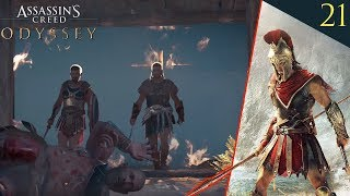 Alexios Modo PRO!! | Ep 21 | Assassin´s Creed Odyssey