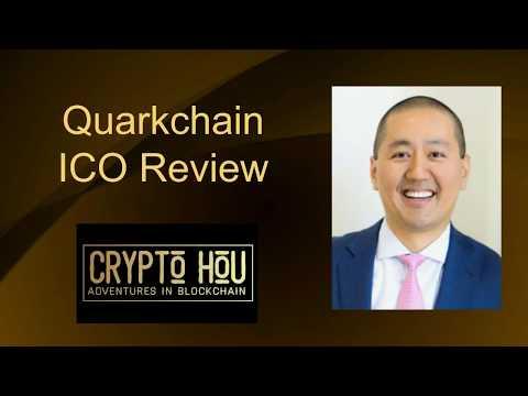 Quarkchain (QKC) ICO Review - Top Blockchain 3.0 project of 2018 - 100X Potential?