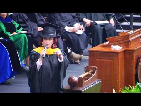 Naomi Judd Commencement Speech - YouTube