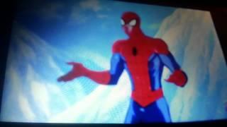Человек паук монстор музыкальный клип