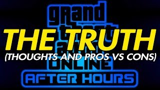 THE TRUTH ABOUT THE NIGHTCLUB BUSINESS (AFTER HOURS DLC)