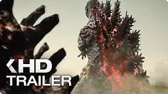 SHIN GODZILLA Trailer German Deutsch (2017)