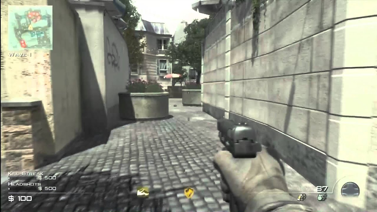 Call Of Duty Modern Warfare 3 Resistance - Year of Clean Water