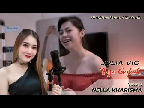 Download BOJO GALAK - NELLA KHARISMA COVER BY JULIA VIO Mp4 baru