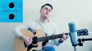 �������� ���� Shape Of You - Ed Sheeran (Afanasyev Alexander acoustic guitar cover) ������