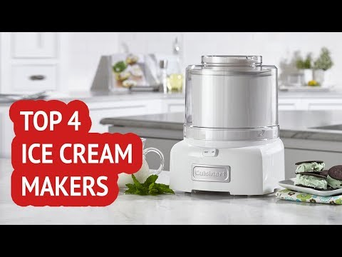 4 Best Ice Cream Makers  Reviews
