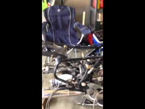 Goldwing Gl1800 Wiring Diagram Sequence For Online Shopping 1983 Honda Gas Tank Removal Youtube