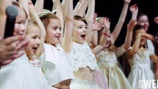 Свадебная выставка в Санкт-Петербурге. Модельное агенство AnnModels Fashion Group