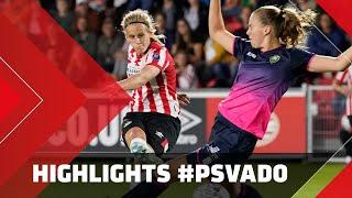 HIGHLIGHTS | PSV Vrouwen - ADO Den Haag Vrouwen