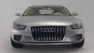 Audi Cross Coupe Videos