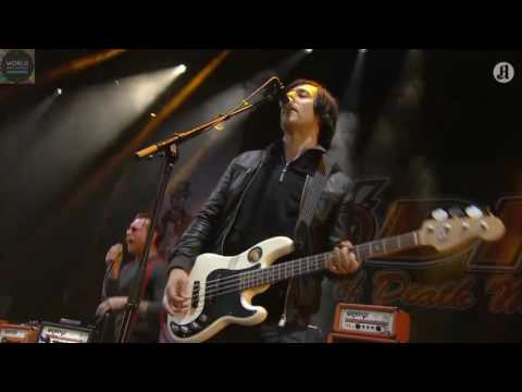Eagles of Death Metal - Øyafestivalen 2016 - Full Show HD