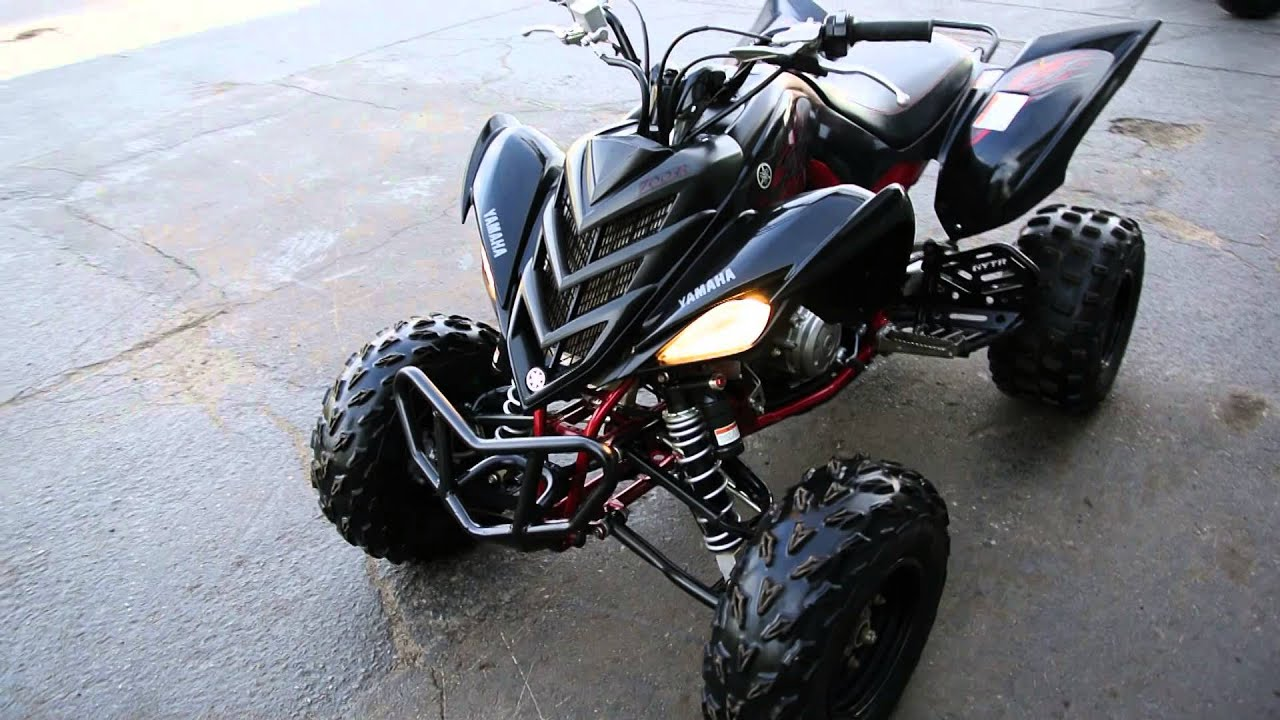 2008 YAMAHA RAPTOR 700R EFI SPECIAL EDITION Financing Available ...