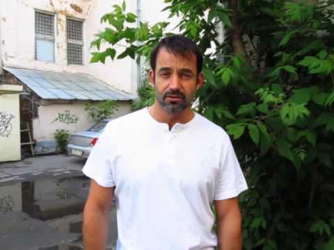 Дмитрий Певцов в защиту бездомных животных
