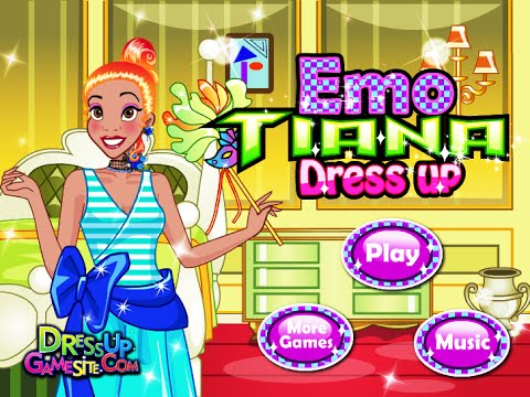 Emo Princess Dress Up