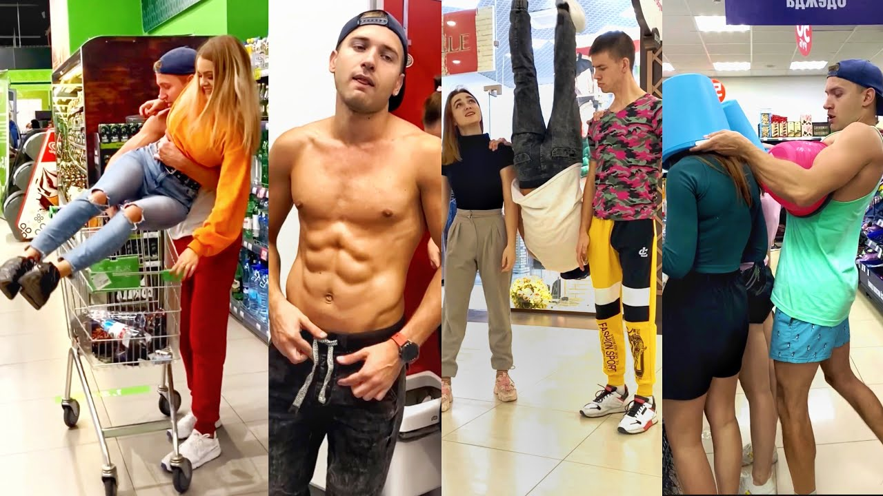 Download CRAZY PRANK WORKOUT In The SHOP (prt.8)