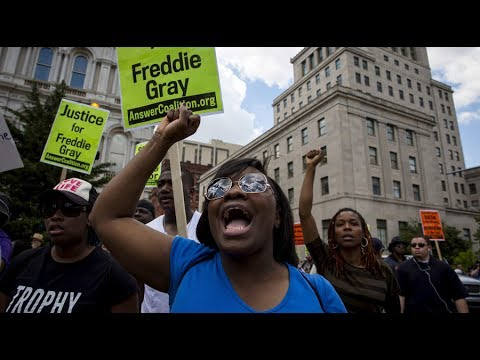 Police interest groups mobilize against prosecutor in Freddie Gray case