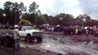 Bunnell Mud Bog-Easter Weekend 2009-Whitey