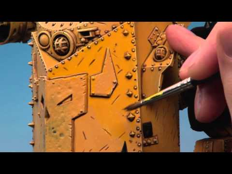 How to Paint: Morkanaut (Part 1)