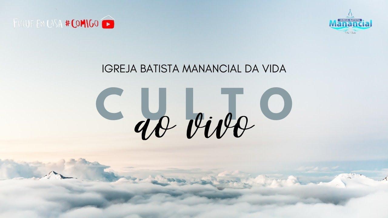CULTO AO VIVO  O ENDEMONIADO GADARENO - Pr. Cosme