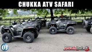 ATV experience at Chukka