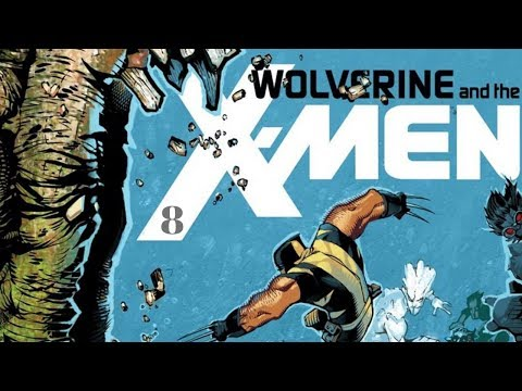 [MARVEL] X-Men: Regenesis Episode 8 Motion Comic - When Frankensteins Attack 🎃