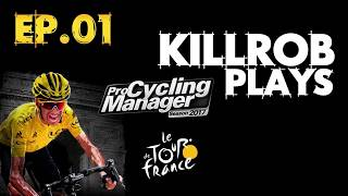Pro Cycling Manager 2017: Climber Career Ep.01