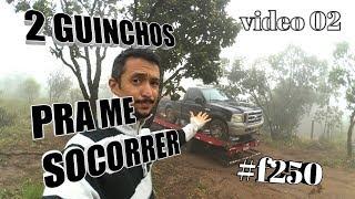 F250 PRECISOU DE 2 GUINCHOS   juliano nere