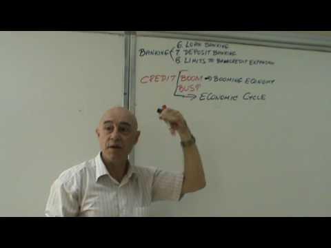 Money and Banking - Lecture 11