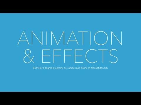 Animation | The Art Institutes