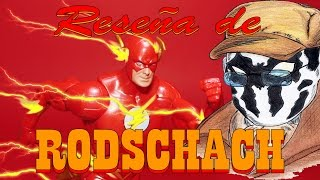 Reseña de Rodschach: Signature Collection - The Flash