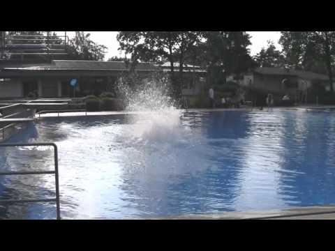 X-Diving, Splashdiving & Tricking 2010