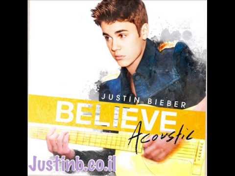Boyfriend Acoustic Version (Believe Acoustic Album) + Lyrics!