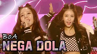 [Comeback Stage] BoA - NEGA DOLA, 보아 - 내가 돌아 Show Music core 20180203 - Stafaband