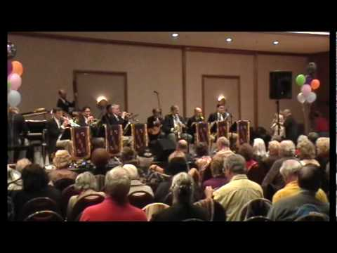 """Doing The Uptown Lowdown"" ~ Royal Society Jazz Orchestra @Monterey Dixieland Bash by the Bay ~ 2010"