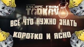 Всё что нужно знать о Escape from Tarkov коротко и ясно