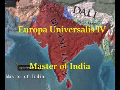 EU4 - Master of India [timelapse] |