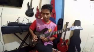 faizal muhammad (gitaris barabai) hard rock time intermezzo